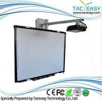 High definition 10 users touch infrared electronic display smart interactive whiteboard