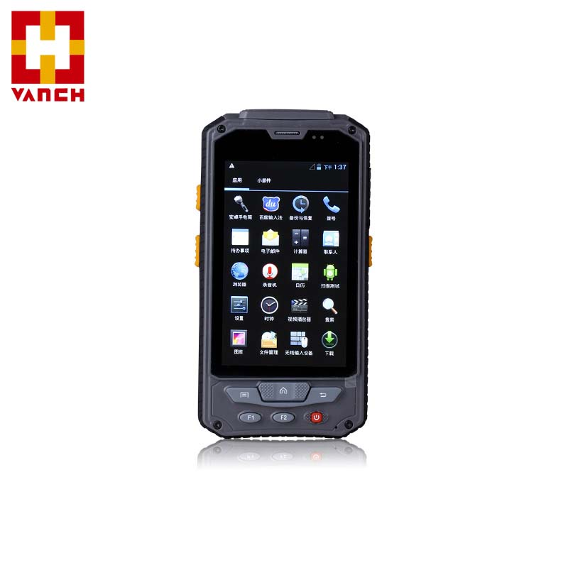 Android bluetooth uhf rfid reader and mobile phone for fishing boats