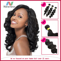 7A 8A 9A Grade 100 Virgin Cheap Brazilian Remy Hair Weaving,loose wavy hair and cheap