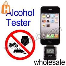 IPega Alcohol Tester LCD Screen Breathalyzer for iPhone 4s iPhone 4