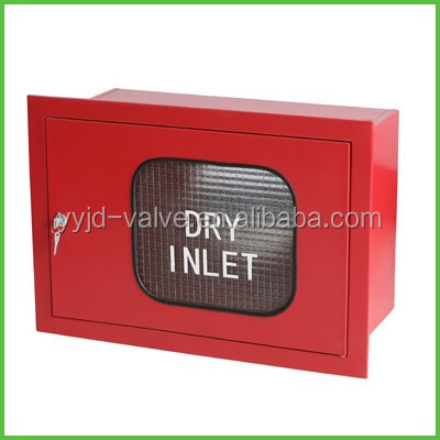 dry cabinet BREECHING INLET CABINET fire hydrant cabinet