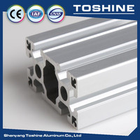The strong constructions and massive aluminum extrusion present suspending led linear profile