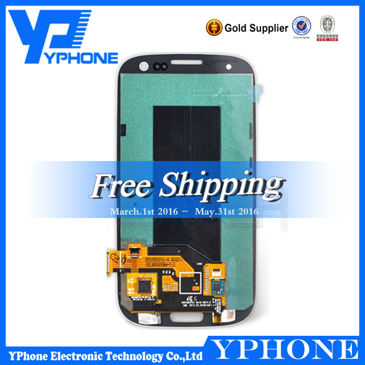 Lcd Screen Touch Digitizer Assembly For Samsung S3 I9300,Replacement Part For Samsung Galaxy S3 i9300 LCD Touch Screen Digitizer