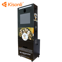 Top Quality Malaysia used photo booth selfie and instant Photobooth Kiosk Machine Manufacturer