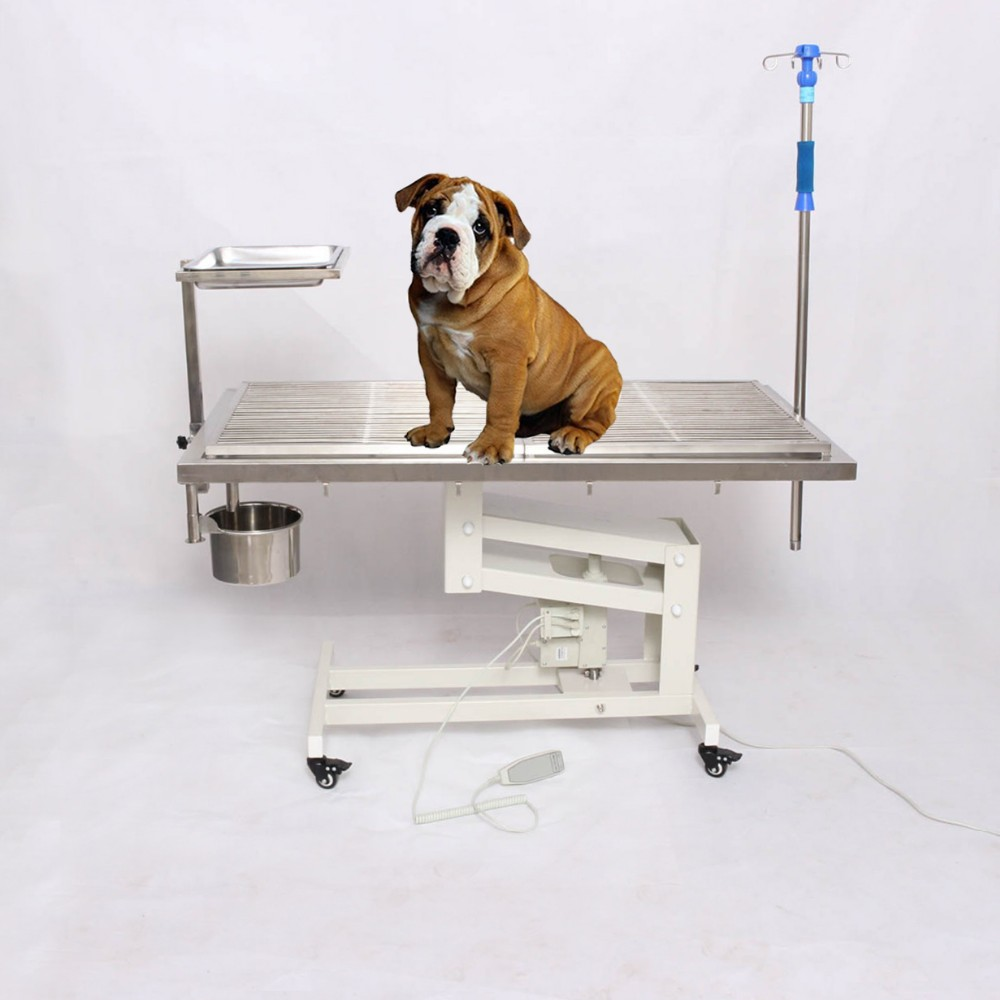 SFS- VP01- electric lifting Veterinary Operation Table Pet Medical Surgery Table Animal operating table