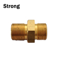 Cheap customized brass hose fittings brass compression pipe fitting