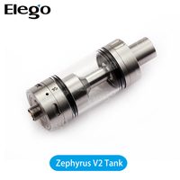 Elego 2015 New UD Zephyrus/ UD Goblin mini tank goliath v2 and Goblin rta Tank from Youde tech wholesale ecig