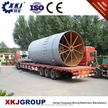 Burning Lime Stone Rotary Kiln With ISO Certification