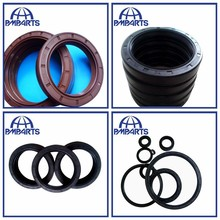 standard with high pressure rubber blancer shaft oil seal