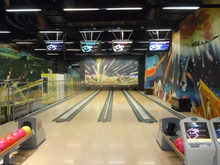 Bowling Equipment Set Owns And Operates Bowling And Family Entertainment