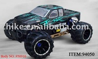 1:5 scale gas-powered RC Truck, 26cc and 30cc, RTR