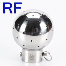 RF Stainless Steel Fixed Cleaning Spray ball for Cleaning