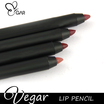 print logo smooth formula waterproof Lip Liner lip contour