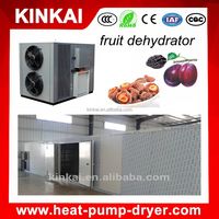 KINKAI Heat pump tropical fruit dryer machine,agriculture product drying machine,Jackfruit dehydrator