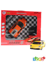 Yellow and Orange Radio Remote Control Car Toy for Children Car For Kids Chrismas Gift BZ0293