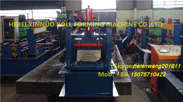 trade assurance hot sale XN 312 metal roof ridge cap roll forming machine