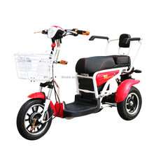 Hot selling 3 wheel electric car three wheel motorcycle scooter tricycle