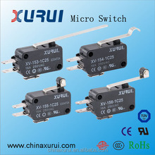 micro switch t125 20A 250VAC / micro motion switch /micro lever switch