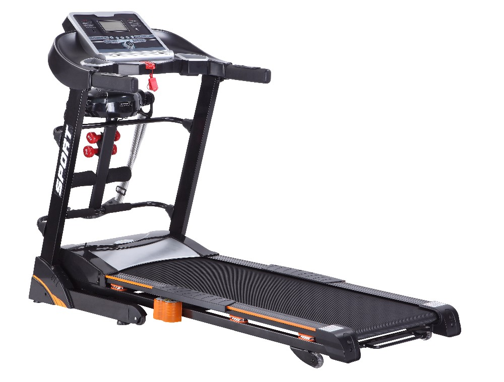 2.0HP Home multifunctional Treadmill with CE certification