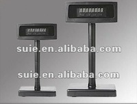 POS system for restaurant and supermarket VFD customer display