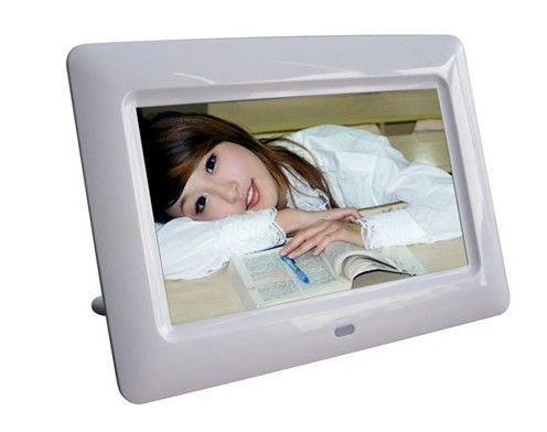 The latest models of various sizes digital photo frame