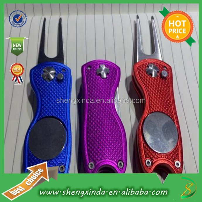 China wholesale golf pitch repair tools golf golf clubs practice