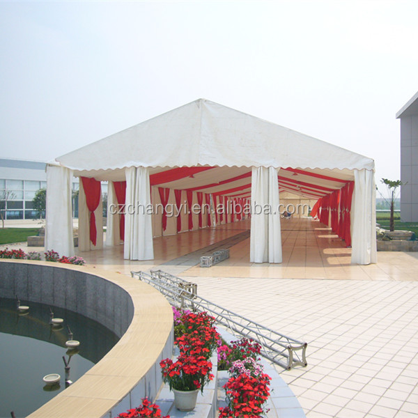 Big Canopy Outdoor Party Tent, Roof Top 20 Person Tent
