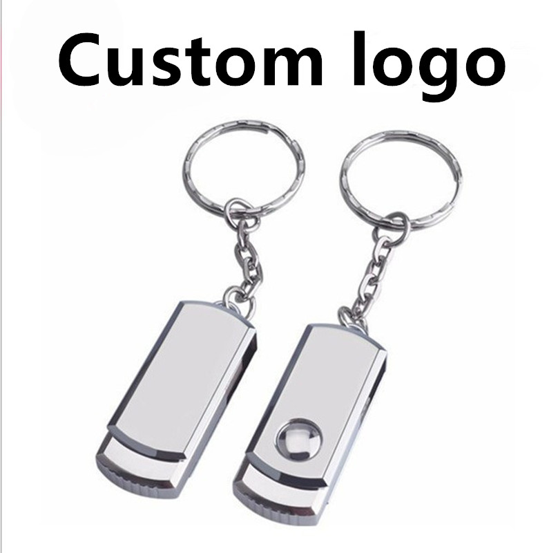 Metal promotional usb flash drive, gift flash drive 1G 2G 4G 8G 16G 32G 64G for usb 3.0 flash drive