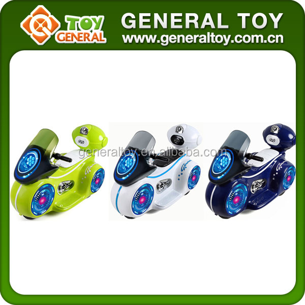 88*41*59cm Ride On Toy Car Motorbike For Kids With Music Light