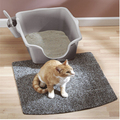 Cat Litter Box plastic tray pet cleaning box cat toilet prducts