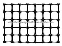 Polypropylene Biaxial Geogrid, car parking grid, driveway, road based paving material used in