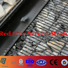 #92 65Mn High Tensile Steel Screen Mesh for Vibrating Screen