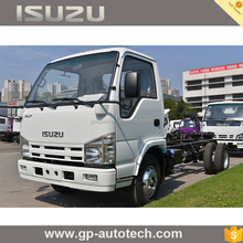 Cheap ISUZU Light Cargo Truck Chassis For Sale