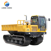 China Small Site Dumper Price