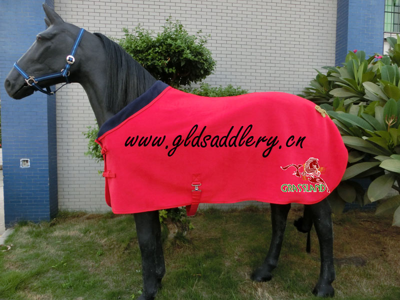 Fashionable Fleece Horse Rug With Collar Buy Horse Rugs Fleece
