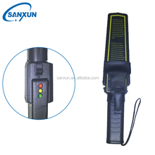 Handy metal detector, hand held body scanner