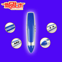 High-tech learning machine of learning Japanese translator pen with books