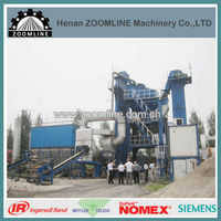 240T/H Large Asphalt Batching Machinery