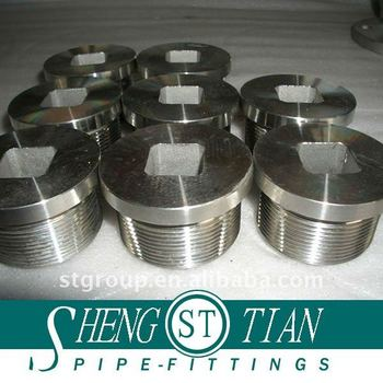 pipe thread plug