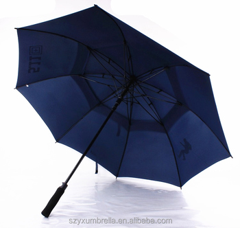High Quality Starred Hotel Gifts Golf Umbrella Commercial Umbrellas