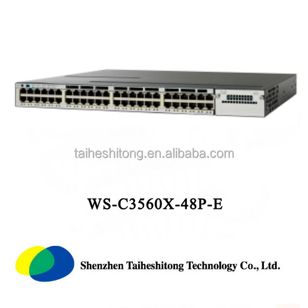 Network Ethernet Switch WS-C3560X-48P-E