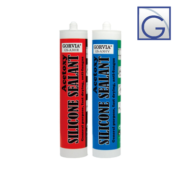 Gorvia GS-Series Item-A301 glass to plastic adhesive