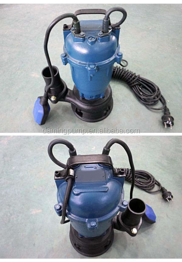 submersible sewage pump (WQD10-8-0.55)