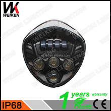 WEIKEN high power projector light for motorcycle, Auto Lighting System