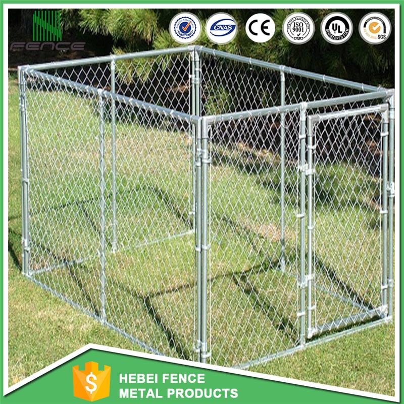 Heavy duty dog run fence with low price