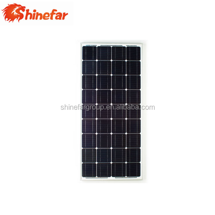 Alibaba TOP 10 Solar Panel with The right price 100W mono solar panel