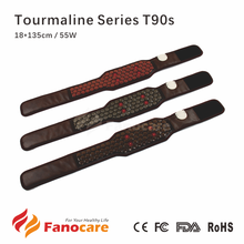 Tourmaline Series T90s Fanocare electric massage mat heating tourmaline photon heating belt