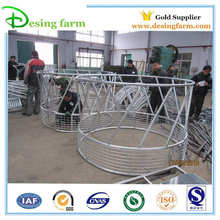 hot dip galvanized wiremesh sheep hay feeder