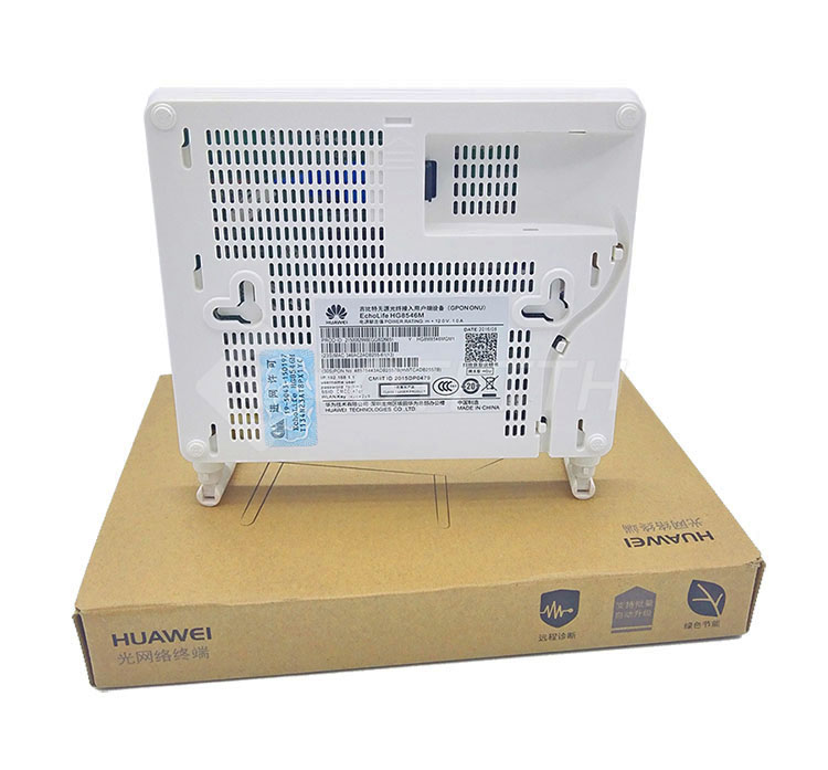 Hot sales gpon ont HG8546M onu 4FE+1pot gepon onu 8546