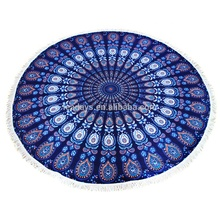 Hot Wholesale Microfiber Custom Large Round Beach Towel <strong>for</strong> <strong>Sale</strong>